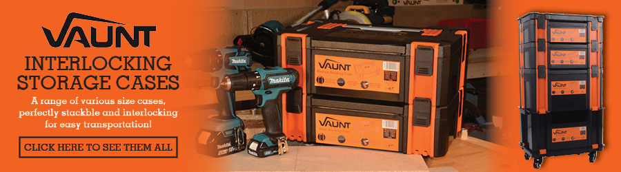 Vaunt Stacking Cases
