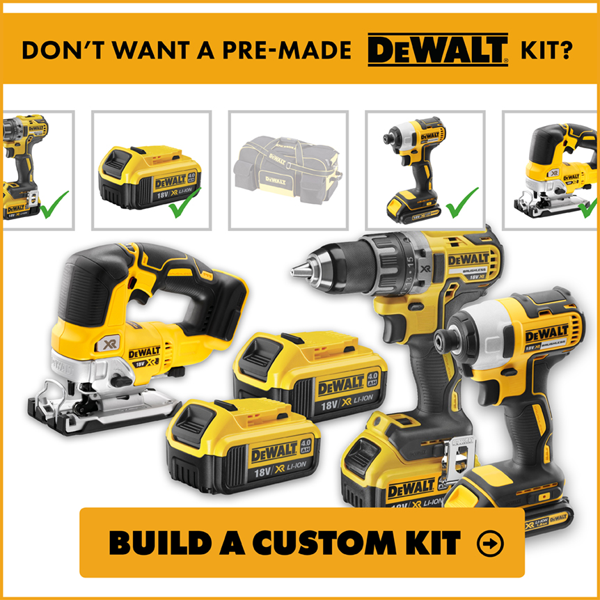 Dewalt Kit Builder