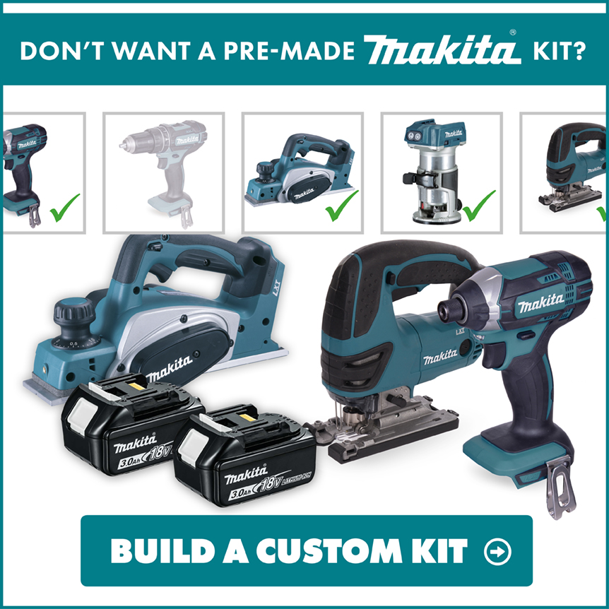 Makita Kit Builder