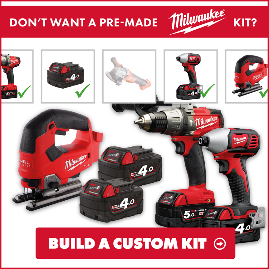 Milwaukee Kit Builder