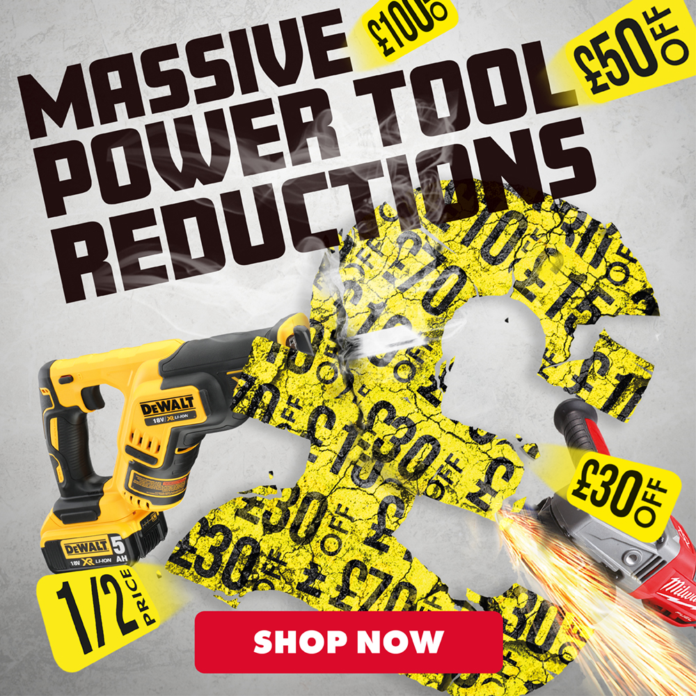 Power Tools Reduced