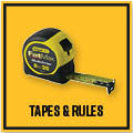 Tapes & Rules