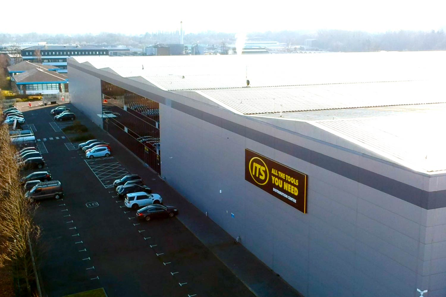 2018 - Head Office & Distribution Centre Moves to DC One Harlow