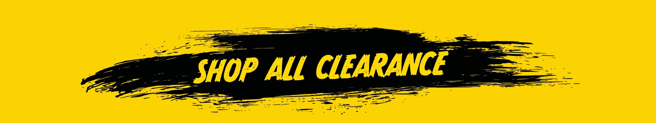 Clearance Mobile Header