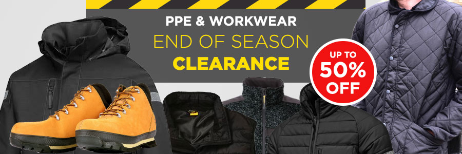 0f3bfd9c684 PPE & Workwear Clearance Event - Deals and Offers - ITS.co.uk