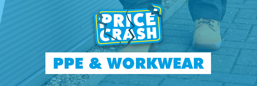 PPE & Workwear Price Crash