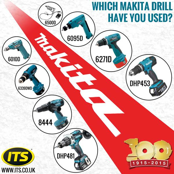 Which Makita Drill Have You Used?