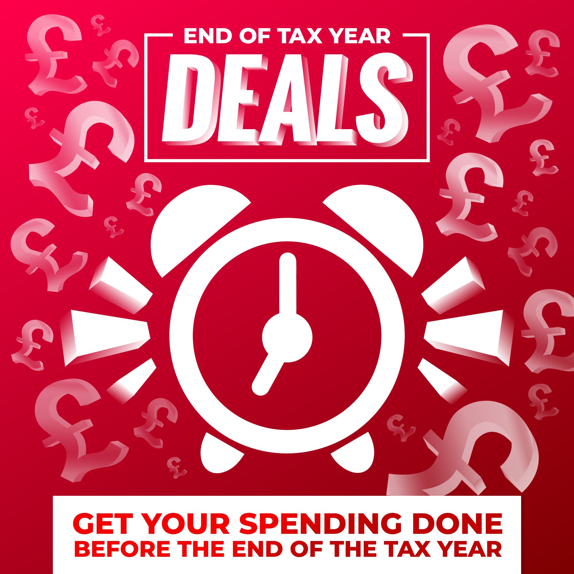 End of Tax Year Event