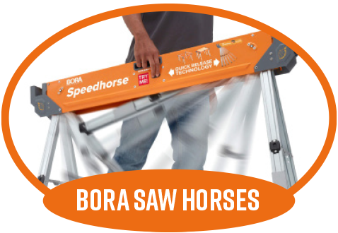 New Bora Saw Horses