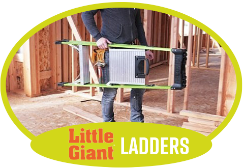 New Little Giant Ladders