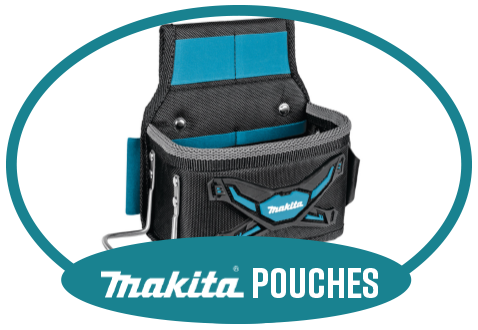 New Makita Pouches